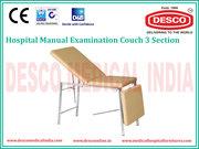 Hospital Examination Couch Table   DESCO