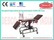 Hospital Examination Couch Tables   DESCO