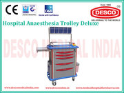 Medical Storage Dressing Trolleys Suppliers | DESCO