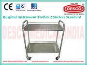 Hospital Surgical Instrument Trolleys Suppliers | DESCO