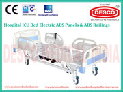 Hospital Electric Beds Manufacturer | DESCO