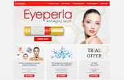 What are the benefits of Eyeperla eye serum?