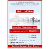 Godrej Golf Villas Greater Noida
