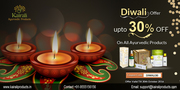 Celebrate Diwali with Health Get 30% Off on Kairali's Ayurvedic products