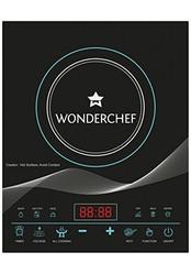 Wonderchef WCF-C12 2000-Watt Induction Plate (Black) Modern cooking