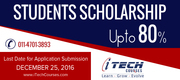 Scholarship Program for IT Students
