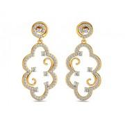 Purchase Designer Diamond Earrings for Women at Jewelslane