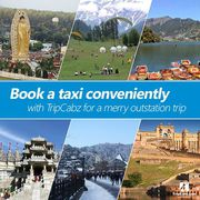 Hire Online Outstation Taxi in Delhi