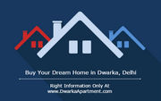 Fully Furnished 2 BHK Flat for Sale in Dwarka