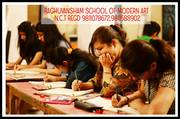 art & craft classes in rohini