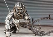 buy metal sculptures in Delhi