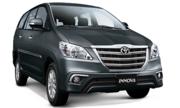 Toyota Innova car hire service provider in Delhi