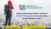 School of Photography in Delhi +91-999-968-9408