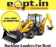 Backhoe Loaders Equipment for Rent - EQPT.IN