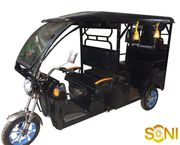 E- Rickshaw new model