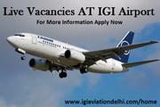IGI Aviation Offers Best Airport/Airlines Jobs in Delhi