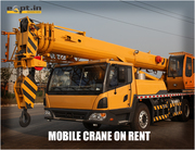 Eqpt.in Mobile Cranes Rental Service provider in India
