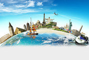 flight booking to hotels/resorts booking across world