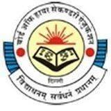Board of higher secondary education Delhi