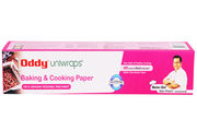 Oddy Uniwraps Baking and Cooking Parchment Paper Roll