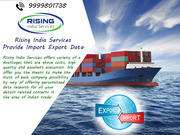 Get Perfect India Export Import Data