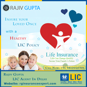 Best LIC Agent in Delhi @ RGInsuranceExpert.com