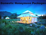 Best Domestic Tour Packages in India