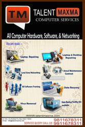 Computer Services & AMC,  Laptop Repair & AMC