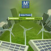 Distinguished Industrial Solar Power Systems - Amplus Solar