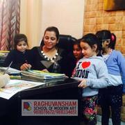 painting classes in punjabi bagh