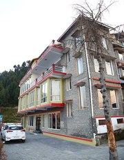 Get Hotel Royal Residency, Khajjiar