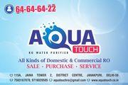 Aquatouch Dolphin 10 Liter RO Water Purifier