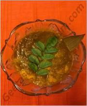 Ripe Mango Curry Recipe Introduced by Geeta Subramanium