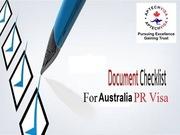 Reduce Australia Visa 189 PR Processing Time At Aptech