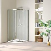 Quadrant,  Frameless Shower Enclosures,  Glass Shower Doors,  Shower Cubi