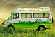 Book Online 9 Seater Tempo Traveller In Delhi