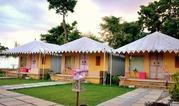 Get Raasleela Luxury Camp, Udaipur