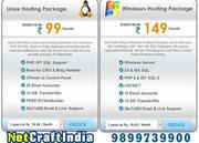 Linux web hosting Delhi NCR
