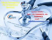 ICU Facility Air Ambulance Service in Jabalpur by Falcon Emergency
