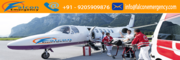 Get World Class Medical Facilities Air Ambulance Service in Bhopal