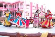 Largest Village resort in North India,  Ethnic village resort in Jaipur