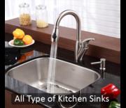 Single bowl kitchen sink manufacturer in Delhi | Raghunath Steels