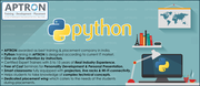 Live Project based Python Training in Delhi