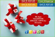 Valentine Exclusive Offer By ZIYO