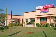 Get Hotel Bharhut - MPTDC in Satna with Class Accommodation.
