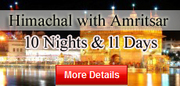 Himachal Tour Packages from Amritsar -dreamydestinationtours.com