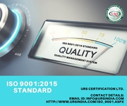 Apply for ISO 9001 Certification QMS | TS 16949 | BCM