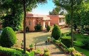 Get Betwa Retreat Orchha - MPTDC in, Orchha with Class Accommodation.