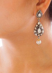 Designer Earrings- Bringing heritage with style