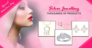 Clara is offering the premium range of silver jewellery designs